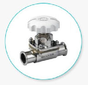 Stainless Steel Electropolished Diaphragm Valve