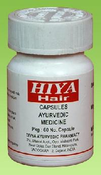 Ayurvedic Hair Care Capsules