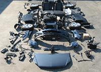 Used Automobile Spare Parts