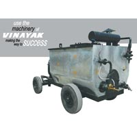 Trolley Mounted Bitumen Emulsion Sprayer