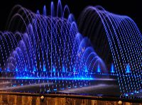 Jumping Jet Fountain