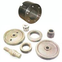 Machined Forged Components