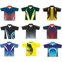 Sublimation Sports T-Shirts