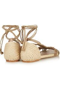 Jute Sandals