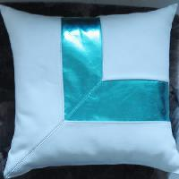 Leather Cushion  Al-05
