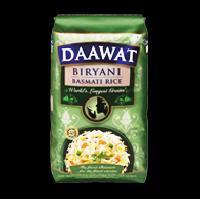 Daawat Biryani Basmati Rice