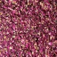 Dry Pink Rose Petals