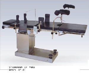 Motorised Ot Table