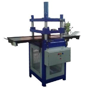 Semi Automatic Hydraulic Press Cutting Machine