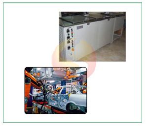 Ultrasonic Cleaner For Automobile Industry