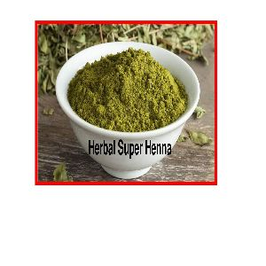 0% Chemical Herbal Henna Hair Color