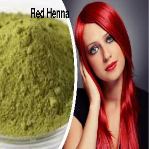 100% Chemical Free Red Wine Henna Hair Color