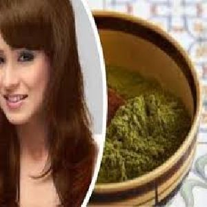 Brown Henna Powder Without Ammonia