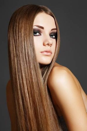 Herbal Light Brown Henna Chemical Free Hair Color