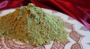 Iso Certified Natural Henna Powder