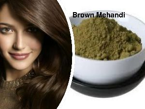 Wholesale 2017 New Design Brown Henna Hair Dye