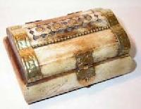 horn bone jewelry boxes