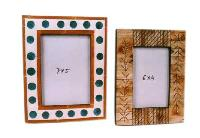 Horn Bone Photo Frames