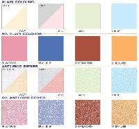 Plain Color Anti Skid Floor Tiles