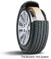 Run Flat Tyre System