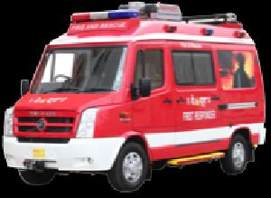 Fire And Rescue Vehicle