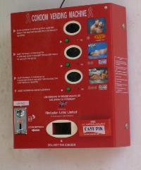 Condom vending machine manufecturer india