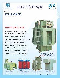 Distribution transformers/Cast Resin  (Dry) transformers