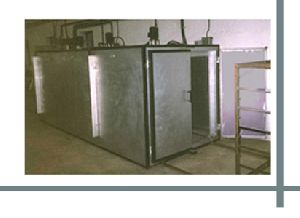 Electric Powder Curing Ovens