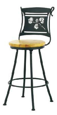 Iron Furniture Bar Chair- If-02
