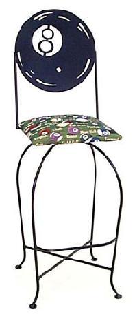 Iron Furniture Bar Chair- If-03