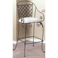 Iron Furniture Bar Chair- IF-04
