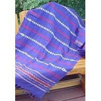Handloom Cotton Shawl