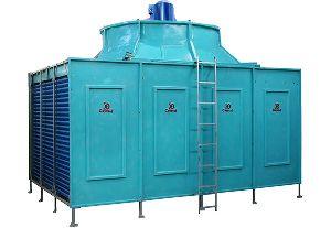 Frp Cross-flow Cooling Tower Maintenance Free Fx-series