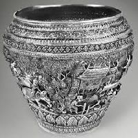 Indian Silver Handicrafts