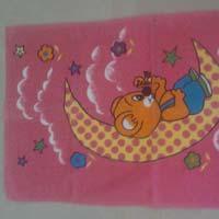 Kids Cartoon Printed Towel