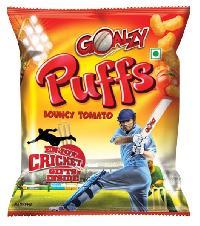 Cricket Puffs Tomato