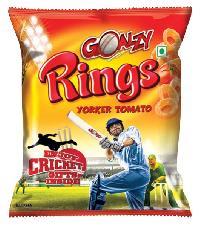 Cricket Rings Tomato
