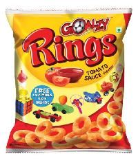 Rings - Big Packet - Tomato Flavour