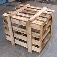 Wooden Packaging Crates