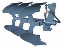 Reversible Mechanical Plough