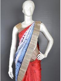 half dyed sarees