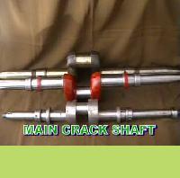 Main Crank Shaft For Wire Nail Making Machine