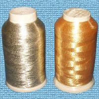 Zari Embroidery Threads