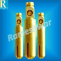 Brass 3 Pin Set