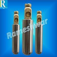 Brass Plug Pin Set (15amp and 6amp)