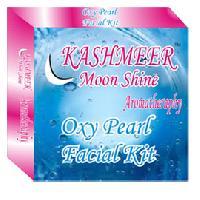 Kashmeer Moonshine Oxy Pearl Facial Kit