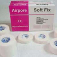 Soft Fixation Surgical Tape Without Paper Liner