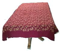 Block Print Table Cover 6 Seater