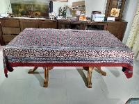 Cotton Bagru Printed Table Cloth