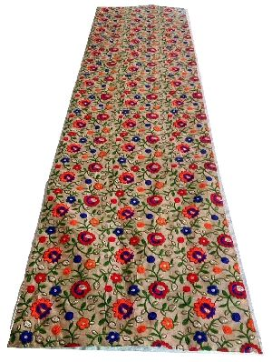 Table Runner Embroidered